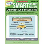 Scholastic SMART Board Lessons Capitalization Punctuation