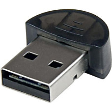 StarTechcom Mini USB Bluetooth 21 Adapter