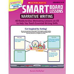 Scholastic SMART Board Lessons Narrative Writing