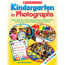 Scholastic Kindergarten In Photographs