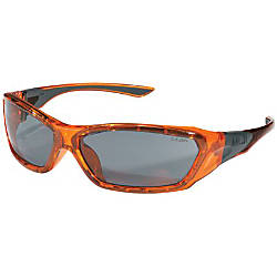 FORCE FLEX TRANS ORANGEFRM GREY LENS