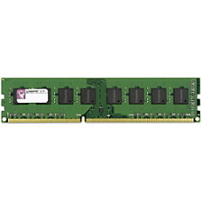 Kingston 4GB 1600MHz DDR3 Non ECC