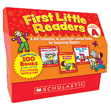 Scholastic First Little Readers Guided Reading