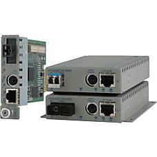 Omnitron Systems iConverter TransceiverMedia Converter