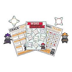 Carson Dellosa Word Attack Bulletin Board