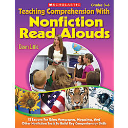 Scholastic Teaching Comprehension With Nonfiction Read