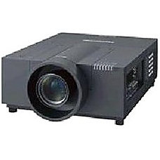 Panasonic PT EX12KU LCD Projector 720p