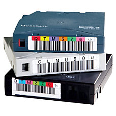 Quantum 3 05400 11 Data Cartridge