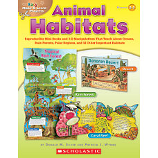 Scholastic Easy Make Learn Projects Animal