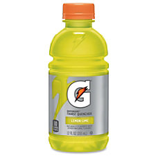 Gatorade Quaker Foods LemonLime Sports Drink