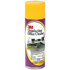 3M Disinfecting Office Cleaner 1235 Oz