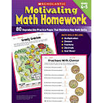 Scholastic Motivating Math Homework
