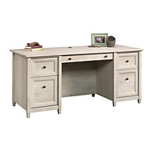 Sauder Edge Water Executive Desk 29