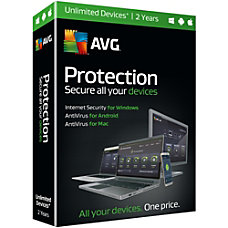 AVG Protection 2016 2 Year Download