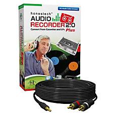 Audio Recorder 20 Plus Traditional Disc
