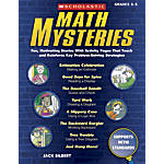 Scholastic Math Mysteries