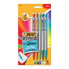 BIC Xtra Shine Mechanical Pencils 07mm