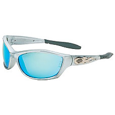 HD1000 SERIES SAFETY EYEWEAR SIL FRAME