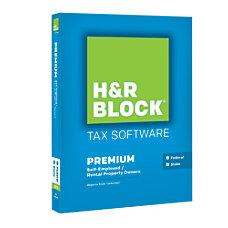 H R Block Tax Software 15