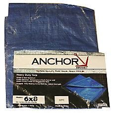ANCHOR 11009 10X16 POLY TARP WOVEN