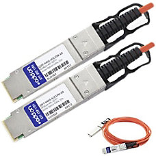 AddOn Cisco QSFP H40G AOC1M Compatible