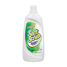 Soft Scrub Cleanser With Bleach 24