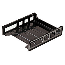 OIC Front Loading Stackable Desk Tray