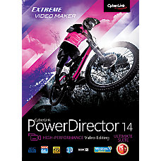 CyberLink PowerDirector 14 Ultimate Suite Traditional