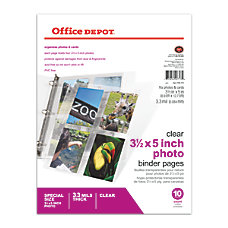 Office Depot Brand Photo Pages 3