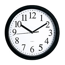 Realspace Round Quartz Analong Wall Clock