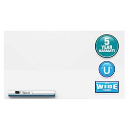 Quartet Continuum Magnetic Dry Erase Whiteboard