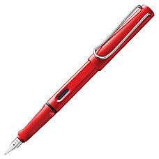 Lamy Safari Fountain Pen Fine Pen