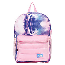 Mojo Puffed Backpack Cotton Candy Pink