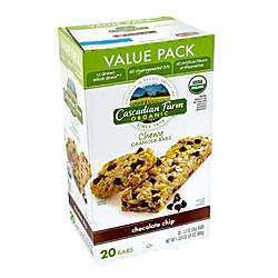 Cascadian Farm Organic Chocolate Chip Granola