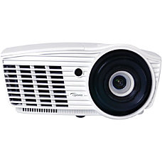 Optoma W415e 3D Ready DLP Projector