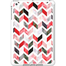 OTM iPad Mini White Glossy Case