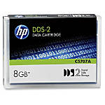 HP 80GB DDS 2 Tape Cartridge