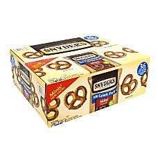 Snyders 100 Calorie Mini Pretzels Pack