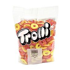 Trolli Gummy Peachie Os 5 Lb