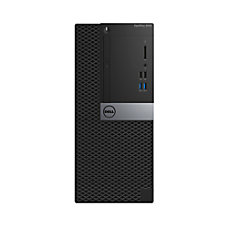 Dell Optiplex 3040 MT Desktop PC