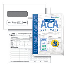 ComplyRight 1095 C InkjetLaser Tax Forms