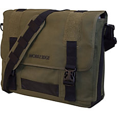 Mobile Edge Eco Friendly Canvas Messenger