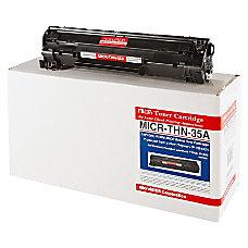 MicroMICR THN 35A HP CB435A Black