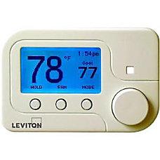 Leviton Lumina RF Universal ZigBee Thermostat