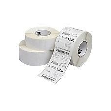 Zebra Label Polyester 15 x 05in