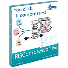 IRISCompressor Pro for Windows Download Version