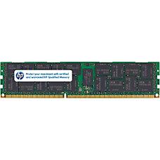 HP 8GB 1x8GB Dual Rank x4