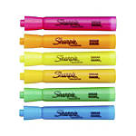 Sharpie Accent Highlighters Assorted Colors Pack