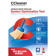 CCleaner Professional Unlimited PCs One Household