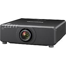 Panasonic PT DZ780BU DLP Projector 1125p